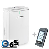TTK 72 E Dehumidifier + BZ05 Indoor Thermohygrometer