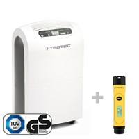 TTK 100 E Comfort Dehumidifier + RP05 Infrared-Thermometer / Pyrometer