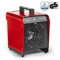 Electric heater fan TDS 19 E - UK Plug (2.8 kW)