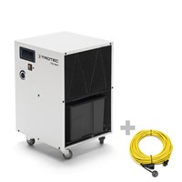 TTK 140 S Commercial Dehumidifier + Pro Extension Cable 20 m / 230 V / 2.5 mm²