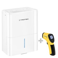 Dehumidifier TTK 32 E + BP15 Infrared Thermometer / Pyrometer