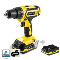 Li-Ion Cordless drill PSCS 11-20V + Additional Battery Flexpower 20V 2,0 Ah