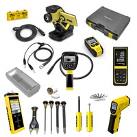 Construction Diagnostics Measurement Kit Professional Expansion V