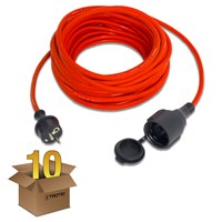 Quality extension cable 15 m / 230 V / 1.5 mm²