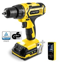 Li-Ion Cordless drill PSCS 11-20V + Distance Meter BD 11