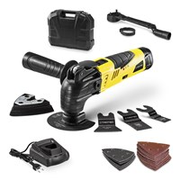 Cordless Multi-Function Tool PMTS 10-12V + Additional Battery