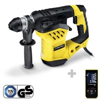 Hammer and Chisel Drill PRDS 11‑230V + Distance Meter BD11