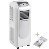PAC 2000 E Local Air Conditioner + AirLock 1000 Door and Window Sealing