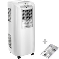 Local air conditioner PAC 2010 X + AirLock 100 Window Sealing