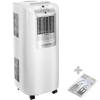 Local air conditioner PAC 2010 X + AirLock 1000 Door and Window Sealing
