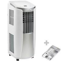 PAC 2610 E Local Air Conditioner + Airlock 100 (with labeling error)