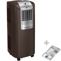 Local air conditioner PAC 2610 X + AirLock 100 Window Sealing