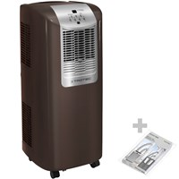 Local air conditioner PAC 2610 X + AirLock 1000 Door and Window Sealing