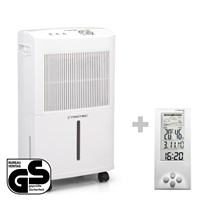 TTK 50 E Dehumidifier + Thermohygrometer Weather Station BZ06