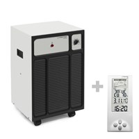 TTK 120 S Dehumidifier + Thermohygrometer Weather Station BZ06