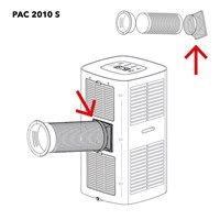 PAC 2010 S Connection hose / device
