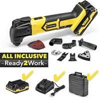 Cordless Multi-Function Tool PMTS 10-20V