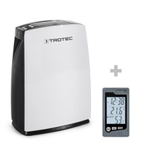 Déshumidificateur TTK 70 E + Thermo-hygromètre de table BZ05