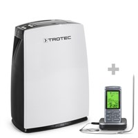 TTK 70 E Dehumidifier + Barbeque thermometer BT40