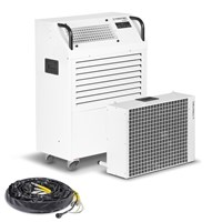 Air conditioning PT 4500 S incl. Heat exchanger