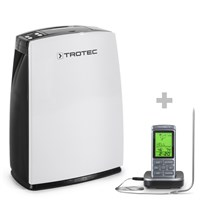 TTK 51 E Dehumidifier + Barbeque thermometer BT40