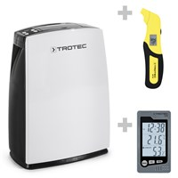 TTK 51 E Dehumidifier + BZ05 Thermohygrometer + BY10 Tyre Pressure Meter