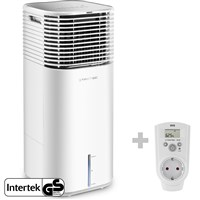 Air cooler, Humidifier PAE 49 + BH30 Socket Hygrostat
