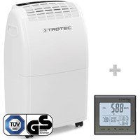 TTK 75 E Dehumidifier + BZ25 CO2 Air Quality Monitoring Device