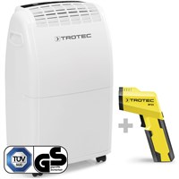 TTK 75 E Dehumidifier + BP25 Pyrometer-Dew Point Scanner