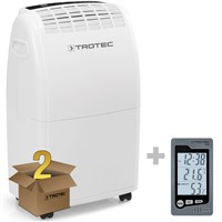 TTK 75 E Dehumidifier Pack of 2 + BZ05