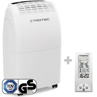 TTK 75 E Dehumidifier + Thermohygrometer Weather Station BZ06