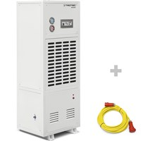DH 105 S Industrial Dehumidifier + Pro extension cable 20m/ 400 V/ 2,5mm² (CEE 16 A) Made in Germany