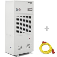 DH 115 S Industrial Dehumidifier + Pro extension cable 20 m / 400 V / 2,5mm² (CEE 16 A)