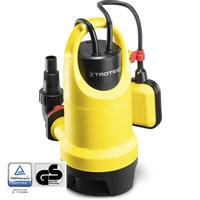 Submersible waste water pump TWP 7536 E