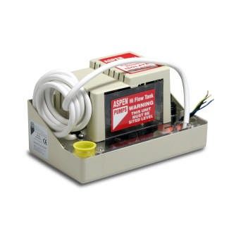 TTK 400 Condensate Pump incl. Installation Set, ready to plug in