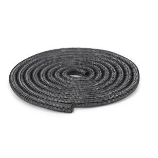 PV-A Hose; 51 mm, thread-strengthened, in black, packaging unit: 3 x 15 m (=45m)