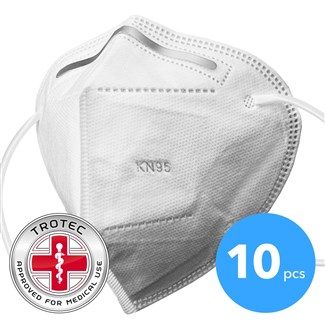 KN-95 Protective mask (GB2626-2006) pack of 10